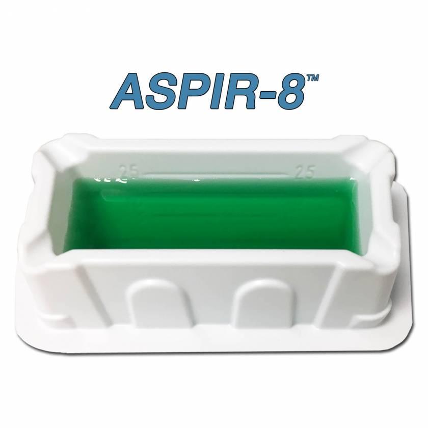 ASPIR-8 25mL Reagent Reservoir for 8-Channel Pipettes - Polystyrene