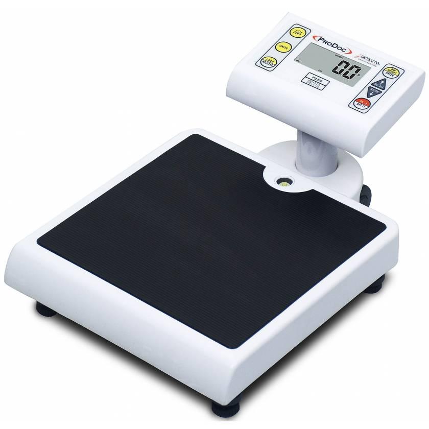 ProDoc Low Profile Digital Physician's Scale