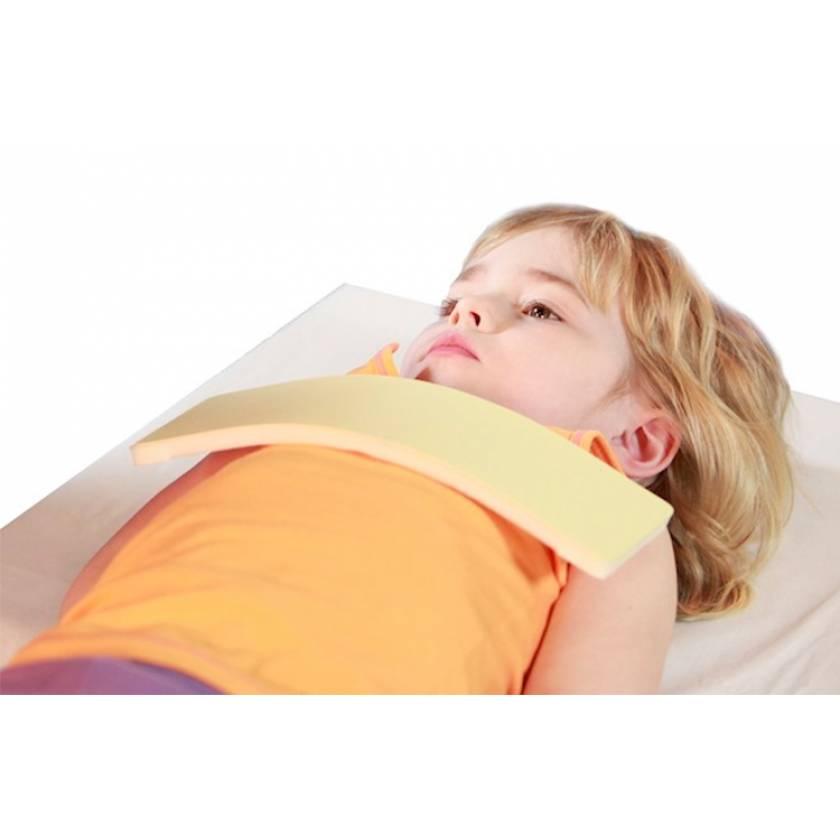 Pediatric CT Breast Shield
