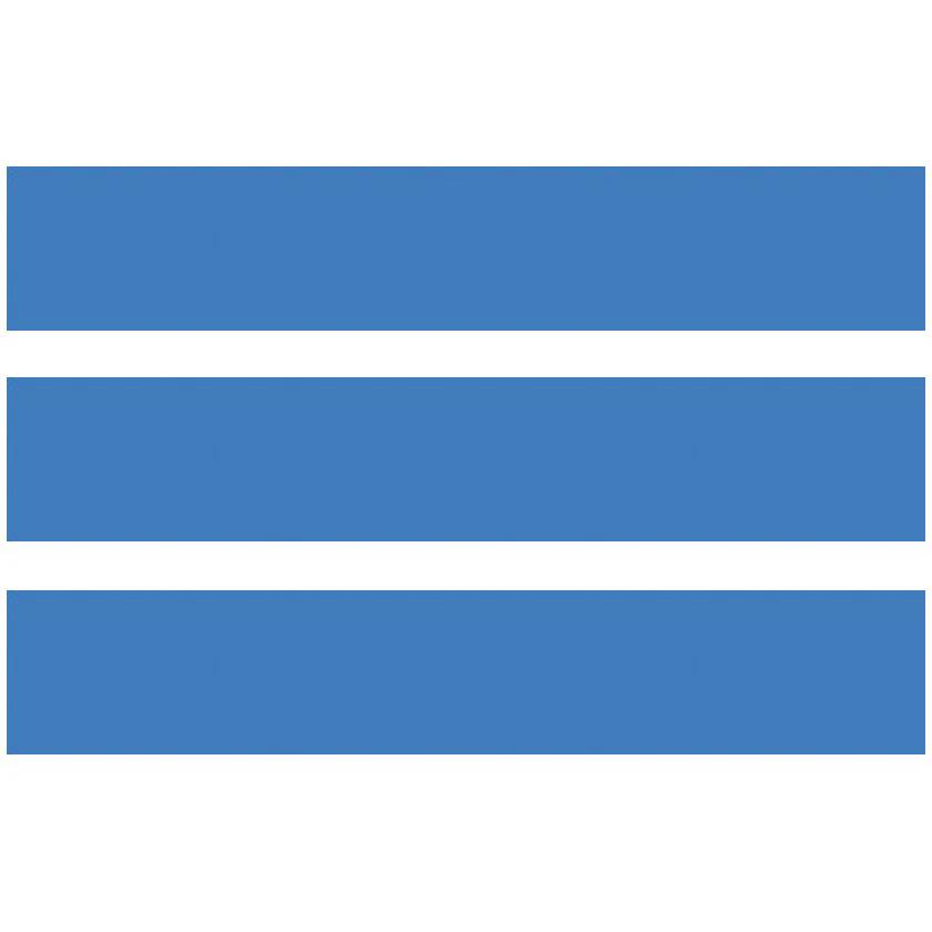 "Pre-Cut Magna Ribbon Strips - 3/4""H x 6""L"