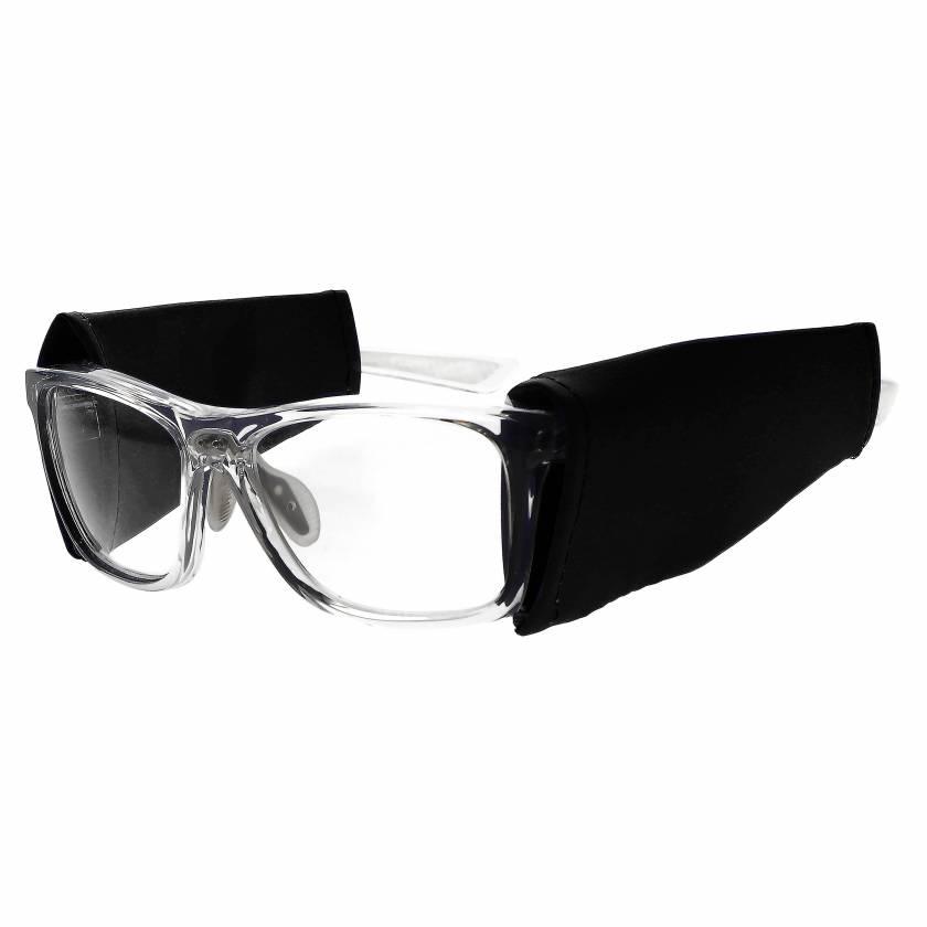 PS-RGLDSS-BK Universal Radiation Protective Side Shields - Black