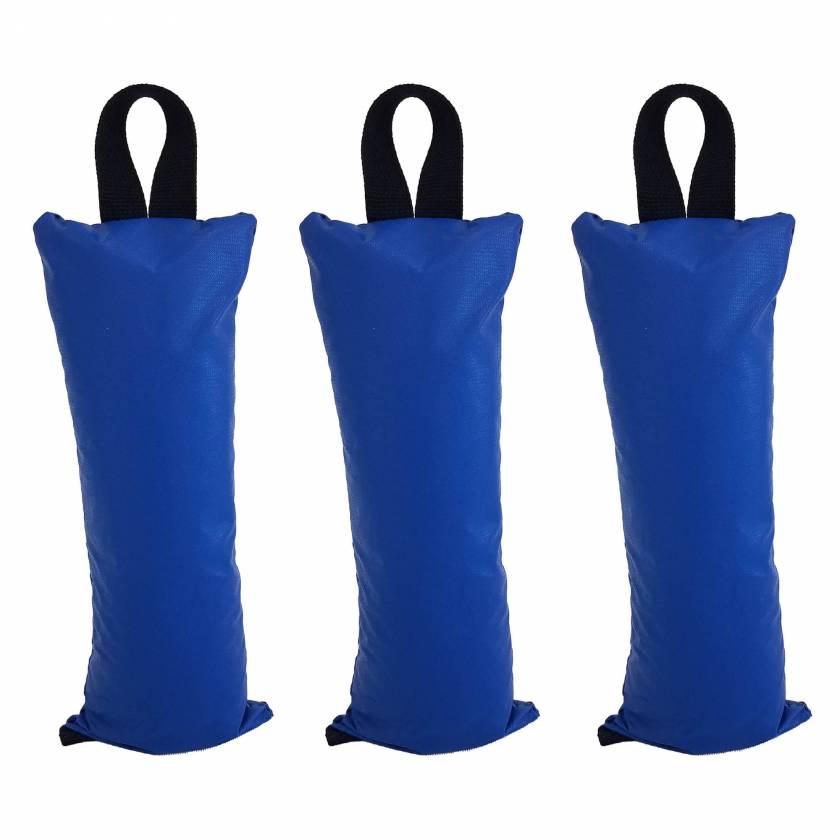 """PST-3SET-3 Pediatric Sandbag 3 Piece Set - 3 Lbs Size 5"""" x 9"""""""