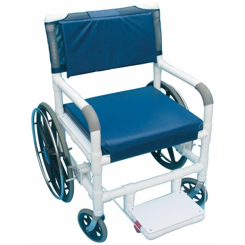 MRI-Conditional Non-Magnetic PVC Wheelchair