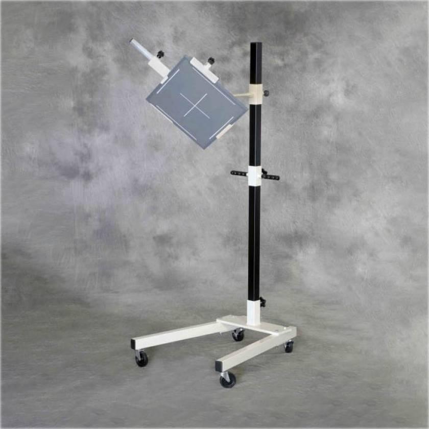 PX-900 V-Base Tilt & Rotate DR Panel & CR Plate Holder