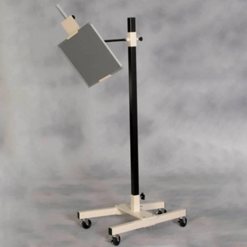 V-Base Tilt & Rotate Mobile CR Plate & Cassette Holder