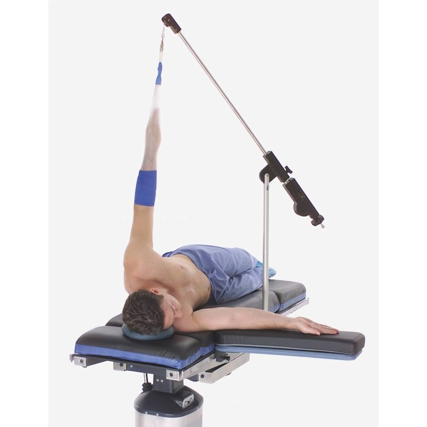Weightless Shoulder Suspension System
