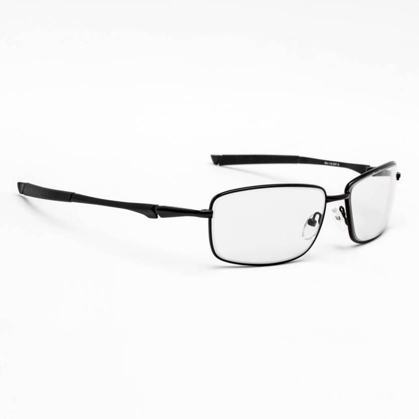 Model 202 Radiation Glasses - Black