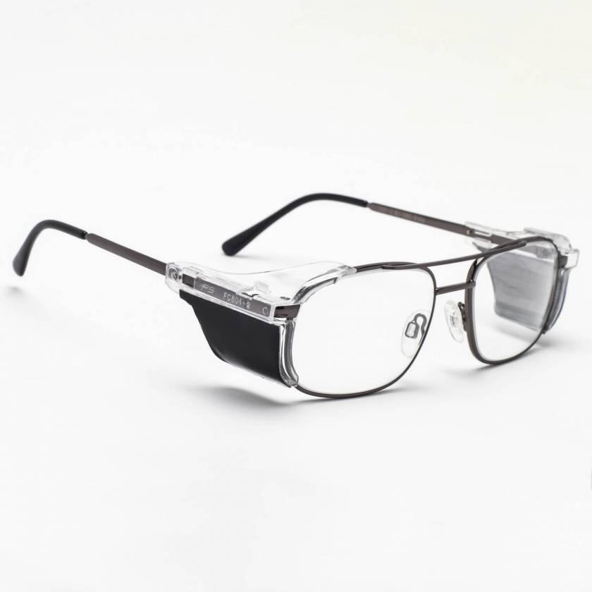 Model 202 Radiation Glasses - Gunmetal