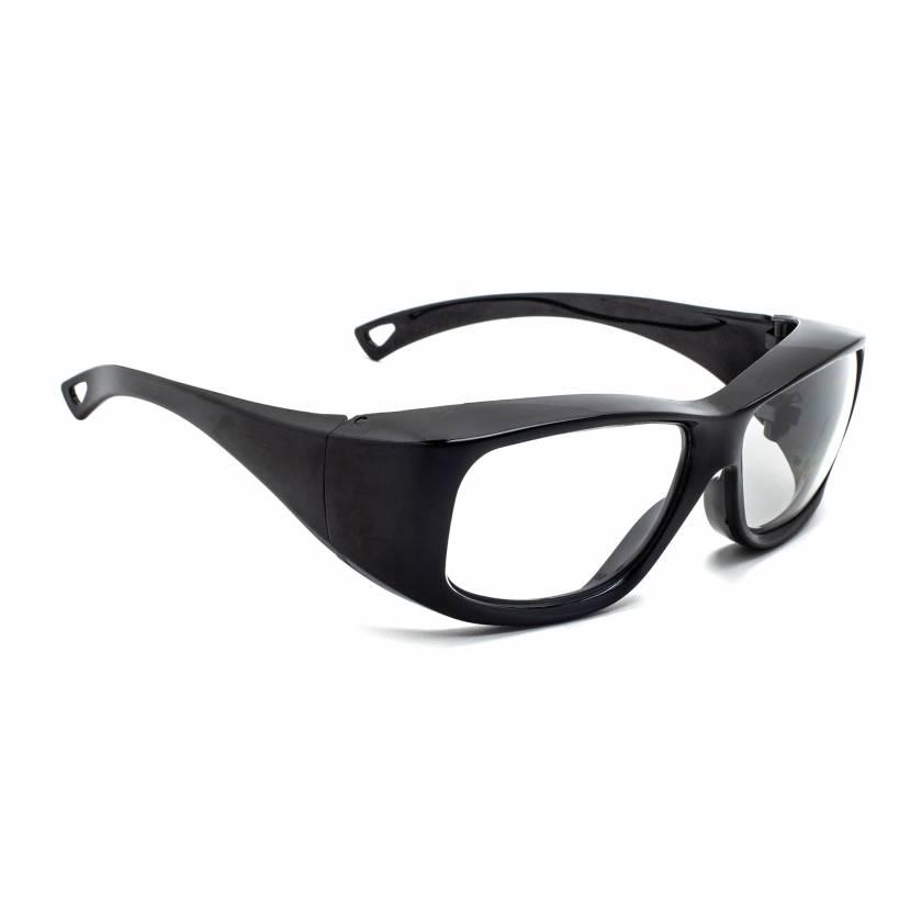 Model 39 Economy Radiation Glasses - Black