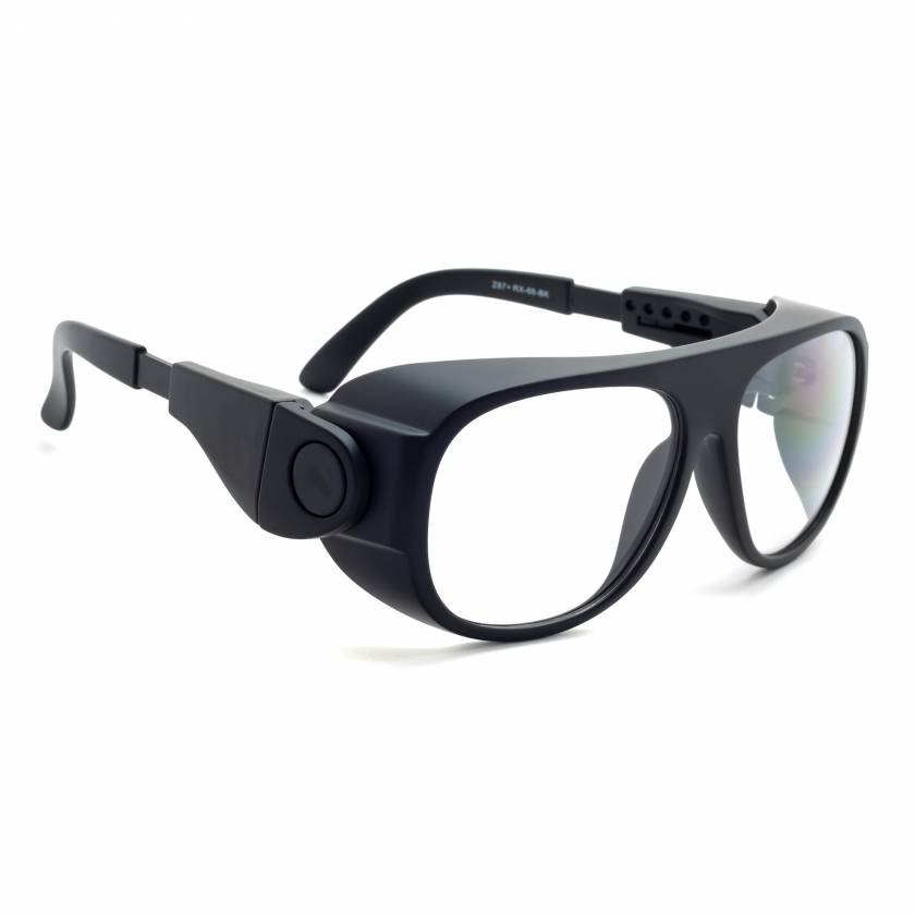 Model 66 Radiation Glasses - Black