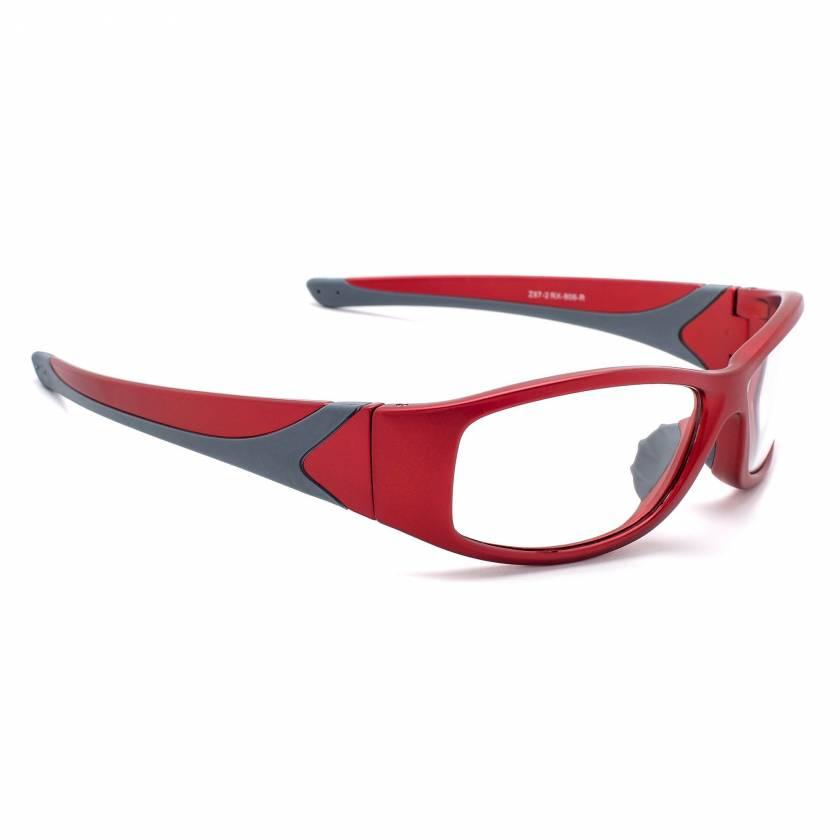 Model 808 Radiation Glasses - Red