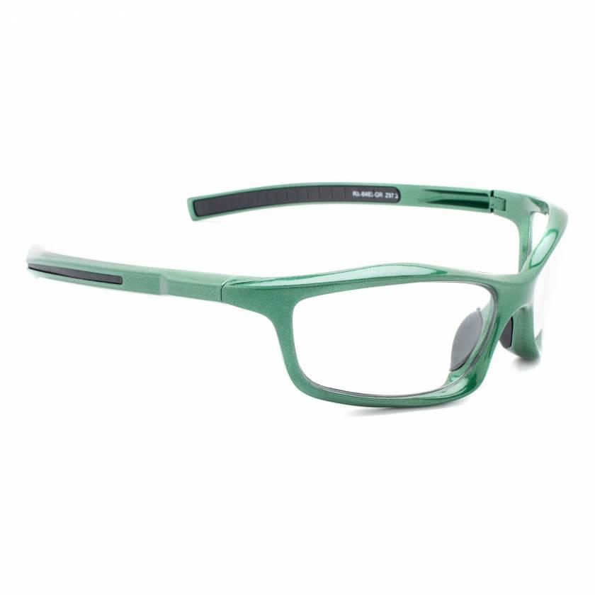 Model 8483 Radiation Glasses - Green