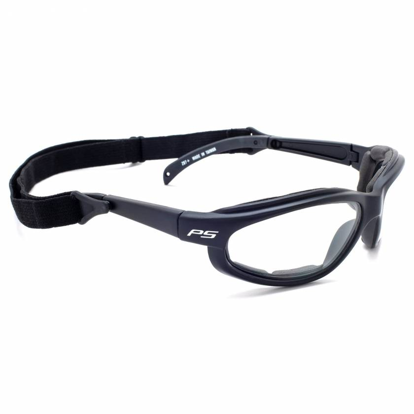 Model 901 Padded Wraparound Radiation Glasses