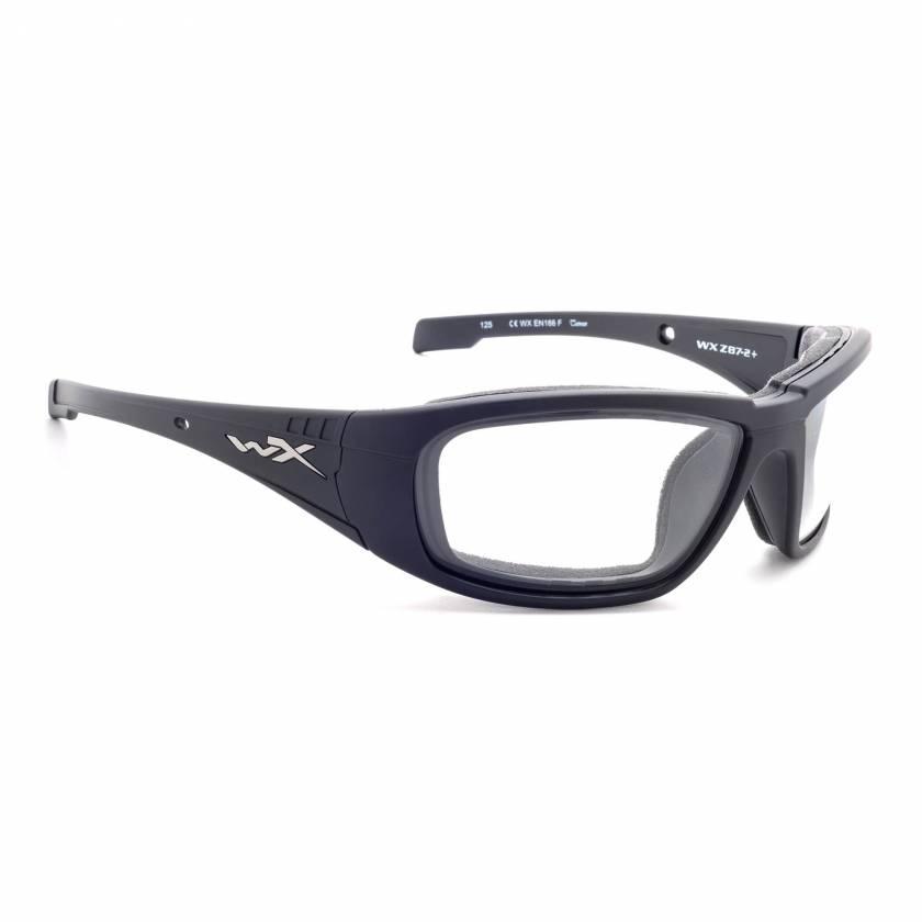 Wiley X Boss Radiation Glasses - Matte Black