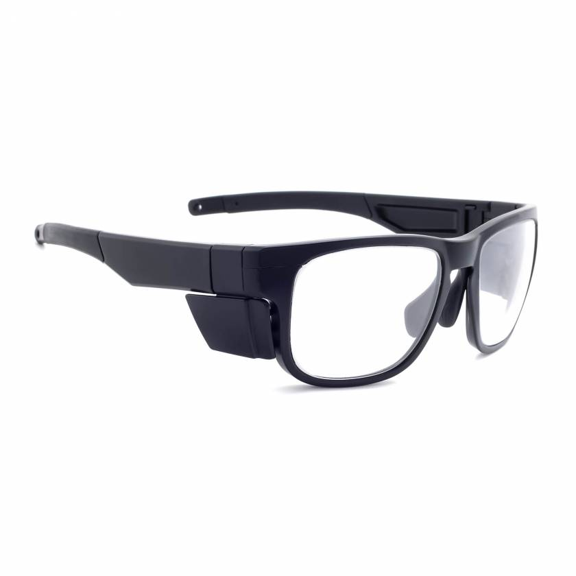 Model F126 Radiation Glasses