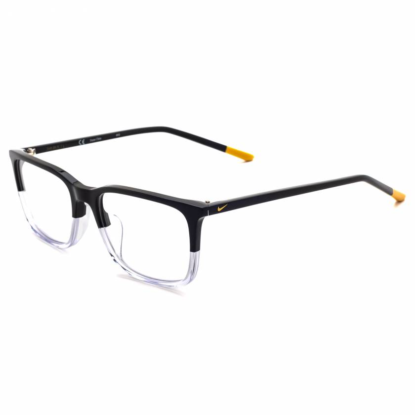 Nike 7254 Radiation Glasses - Black Clear 012