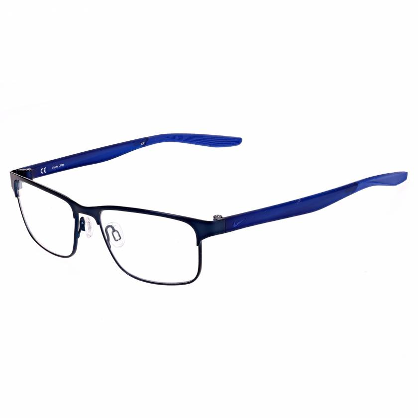 Nike 8130 Radiation Glasses - Satin Navy/Racer Blue 416
