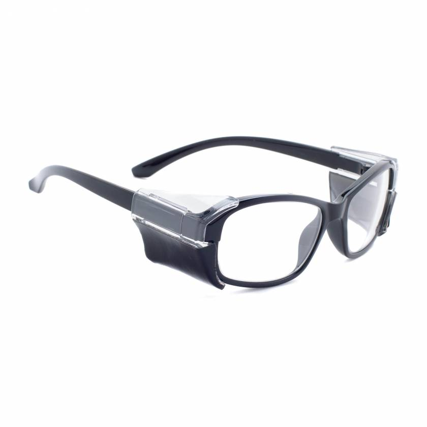 Model OP-30 Radiation Glasses - Black