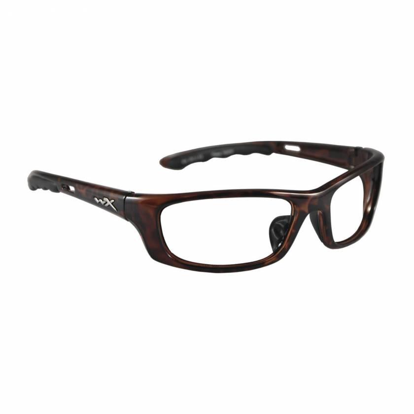 P-17 Wiley-X Radiation Glasses - Brown Tortoise
