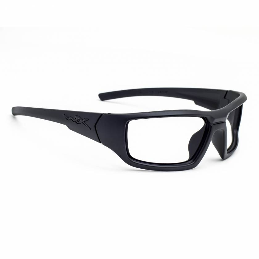 Wiley X Censor Radiation Glasses - Matte Black SSCEN08F