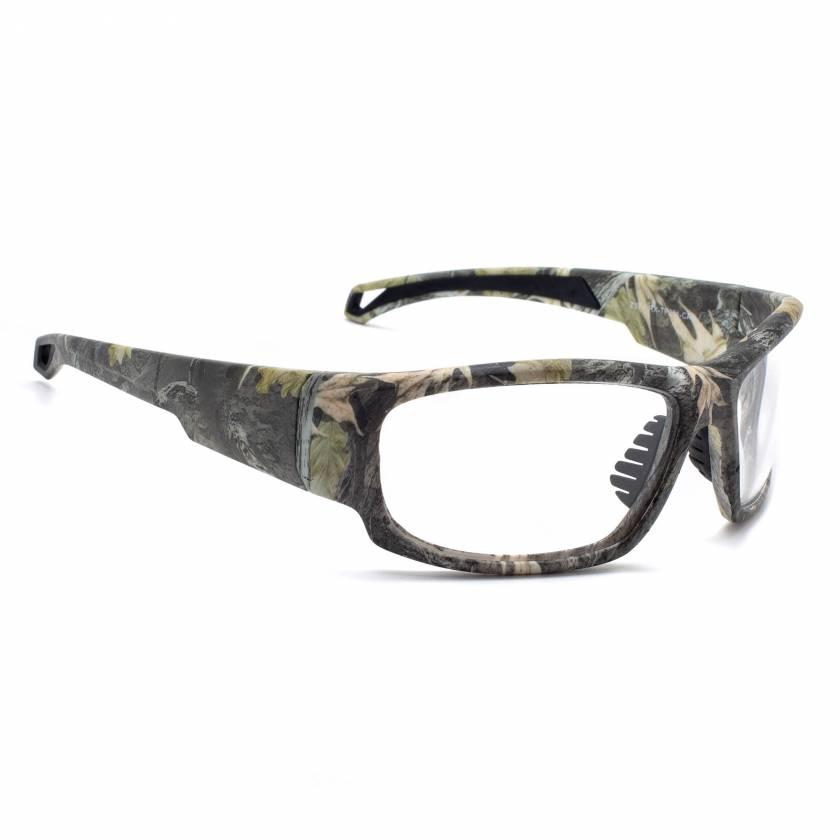 Model TP251 Wrap Around Radiation Glasses - Camouflage