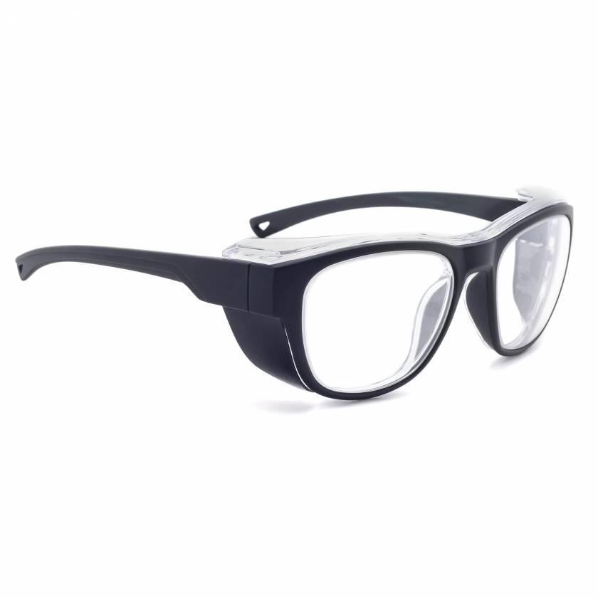 Model X26 Plastic Frame Radiation Glasses