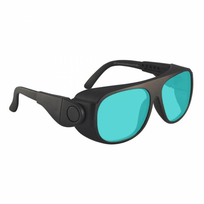Model 66 Radiation/Laser (Multiwave YAG Alexandrite Diode) Combination Glasses - Black