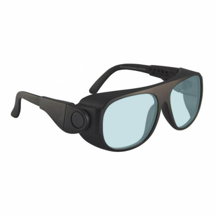 Model 66 Radiation/Laser (Holmium/Yag/CO2) Combination Glasses - Black