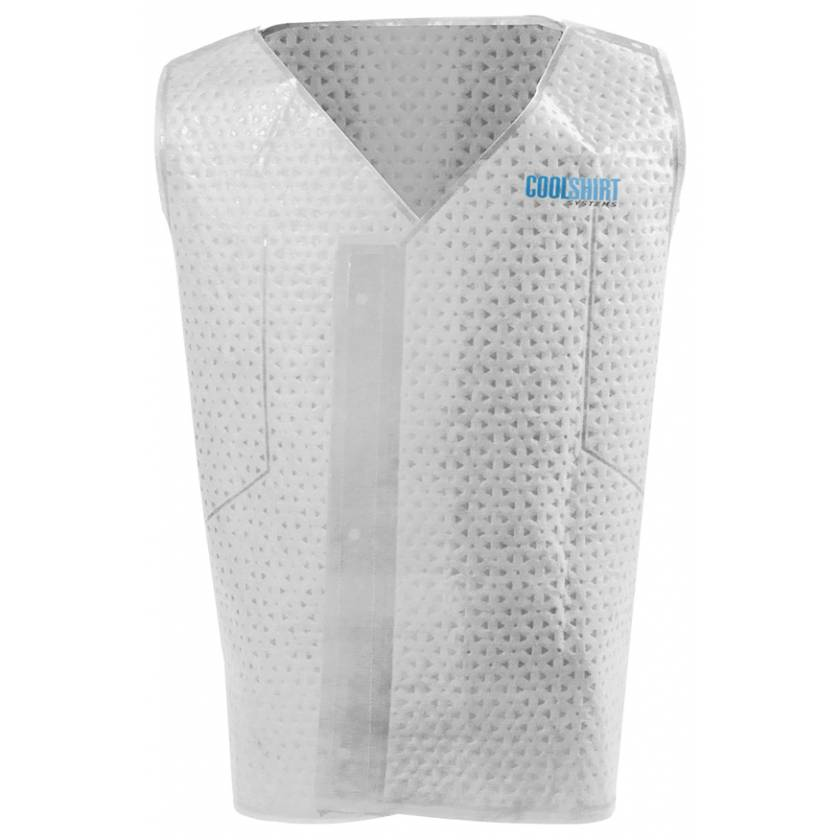 Disposable One-Size-Fits-Most Cooling Vest