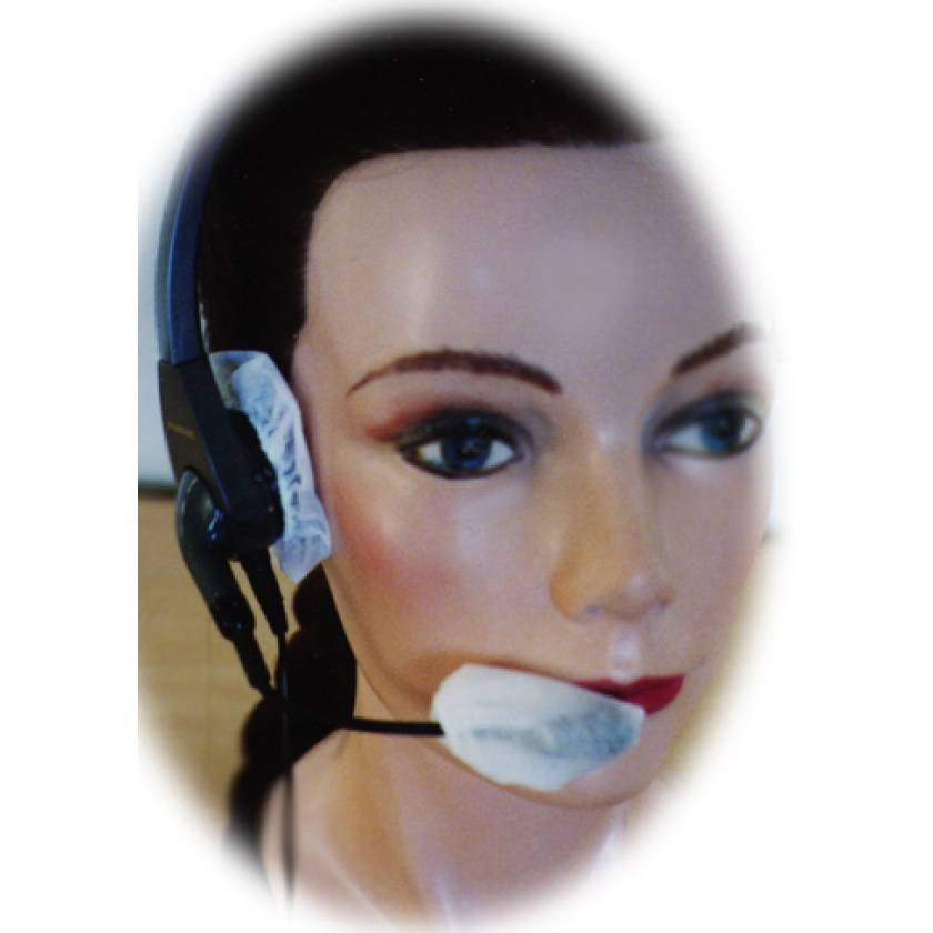 MR-Safe Extra Small Sanitary Headphone Covers