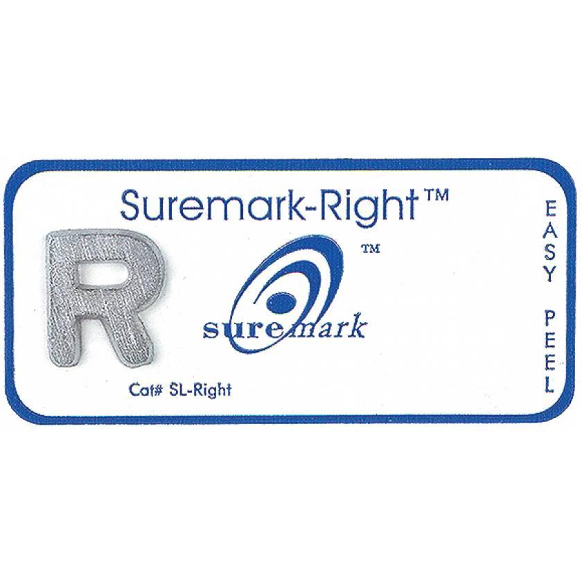 "Suremark ""R"" Right Disposable Lead Marker"