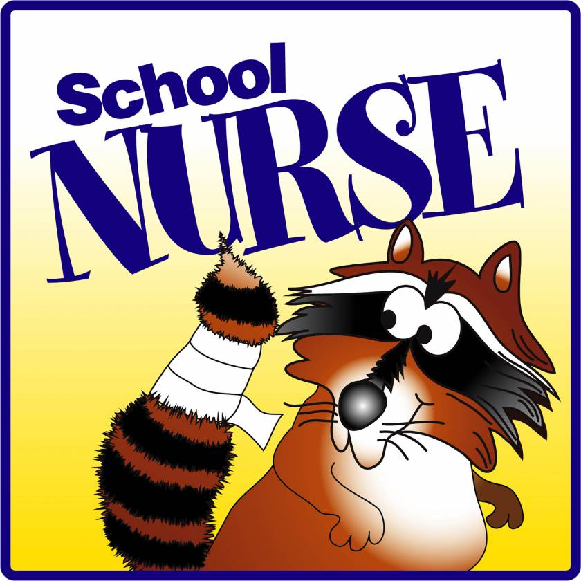 Clinton SN-1 School Nurse Sign
