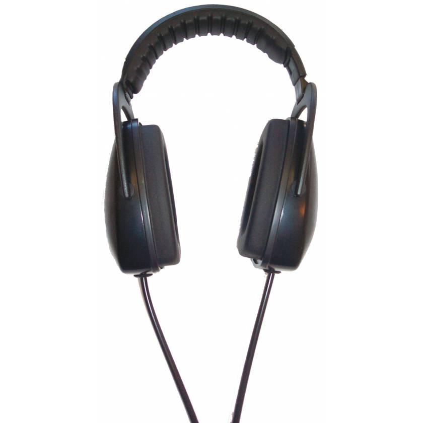 MRI-Safe Slimline Noise Guard Headset