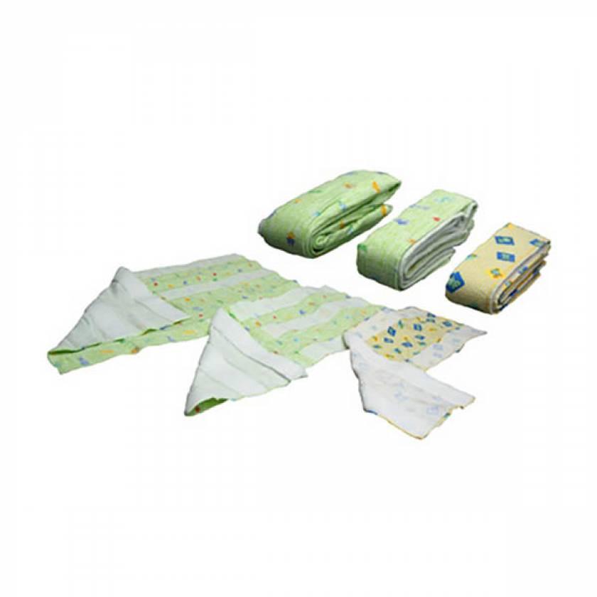ST-08 Velcro Flannel Blanket - Small 59cm x 22cm