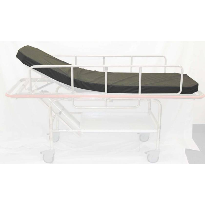 MRI Non-Magnetic Replacement Pad for Fixed Bariatric Gurney STM1550-01 and STM1551-01