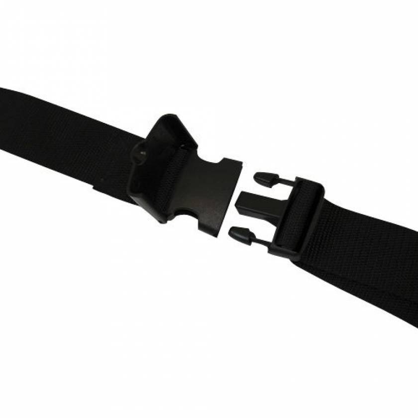 MRI Non-Magnetic Saftey Straps for Fixed Bariatric Gurney STM1550-01 and STM1551-01