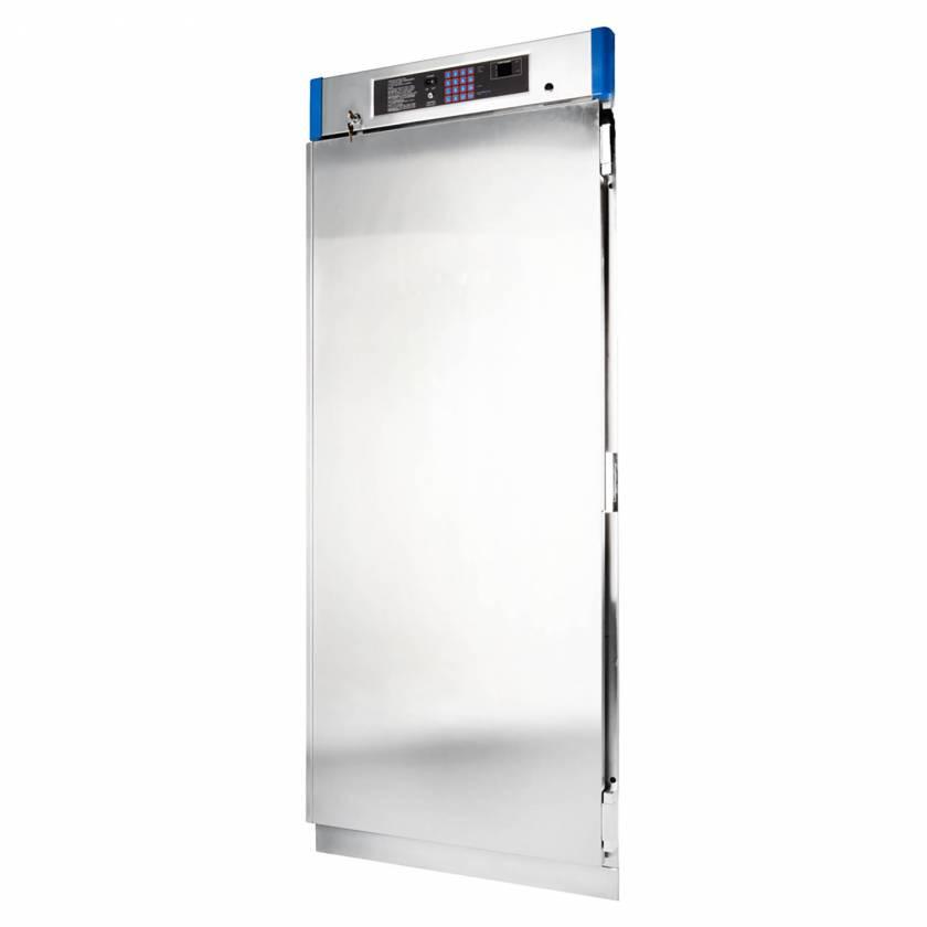 Blickman Recessed Warming Cabinet - Single Stainless Steel Door