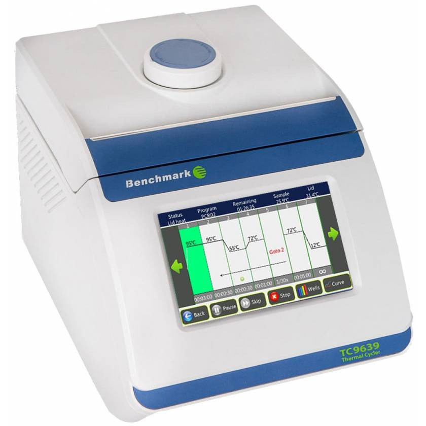 TC 9639 Gradient Thermal Cycler with 384 Well Block - US Plug