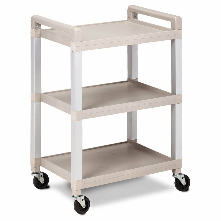 Clinton Model TC-50 Value Plastic Utility Cart