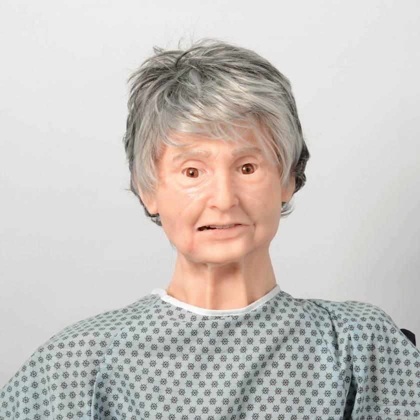 Nasco LF04302 TERi Geriatric Patient Simulator - Light Skin Tone