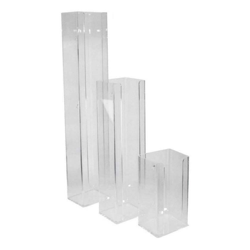 Vertical Acrylic Glove Dispensers