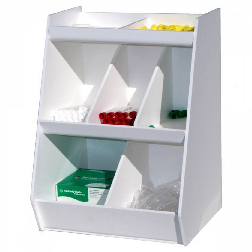 UM3195 Storage Bin with 5 Bins