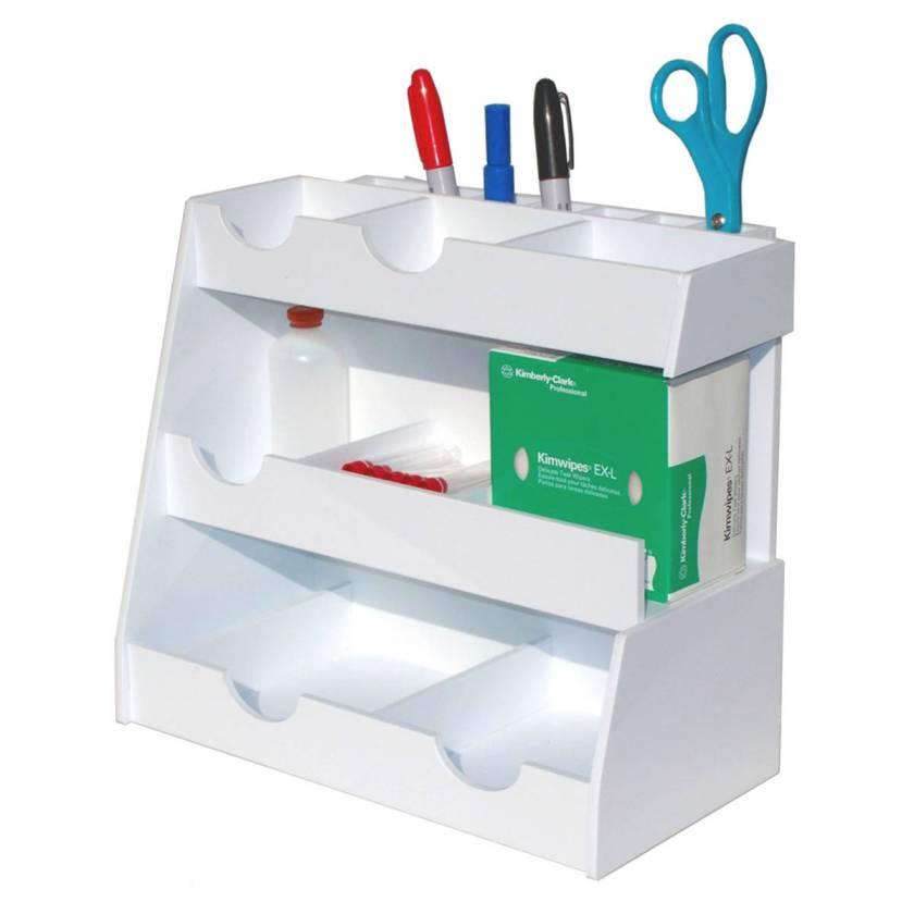 UM3196 Bench Top Workstation Organizer