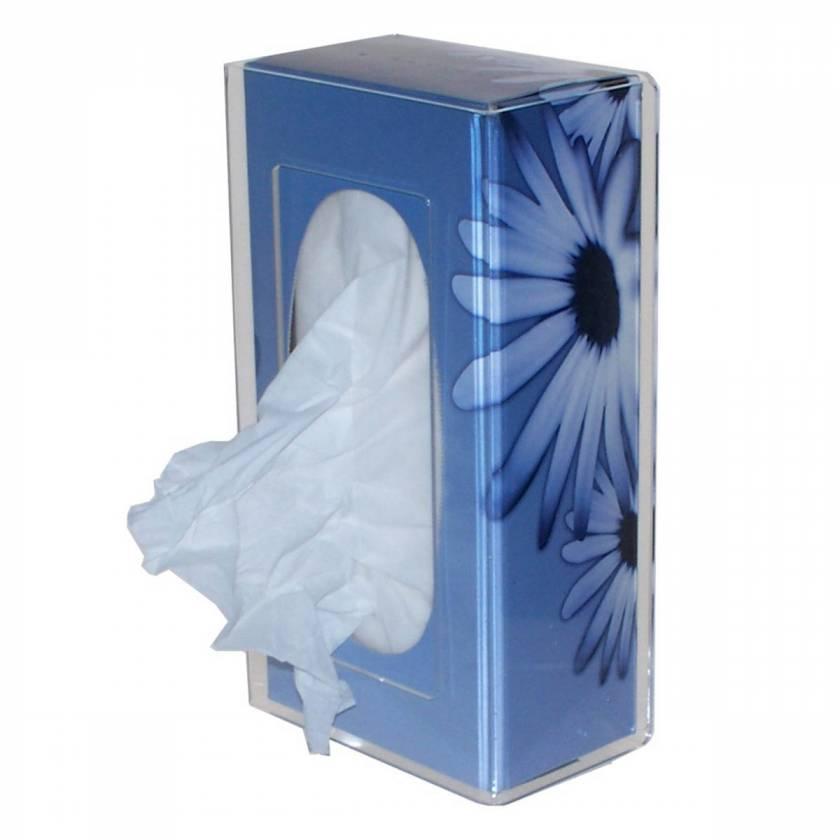 UM3206 Clear Tissue Dispenser