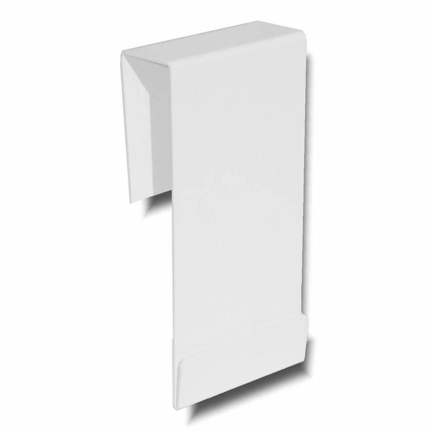 UM3221-WABS Personal Protection Door Hanger - White