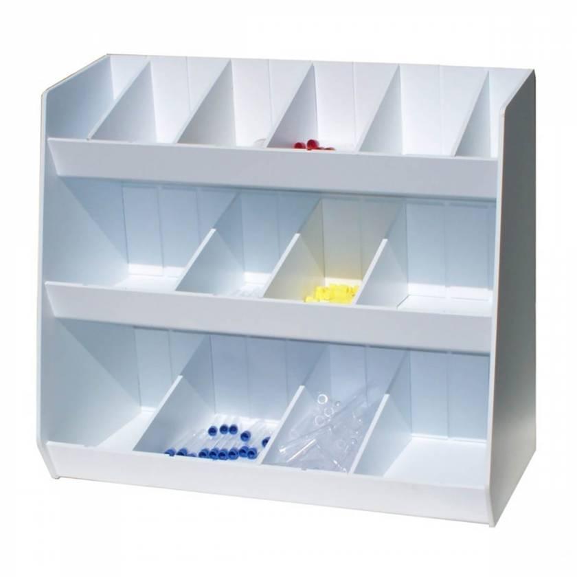 UM3301 Adjustable Storage with Fourteen Bins
