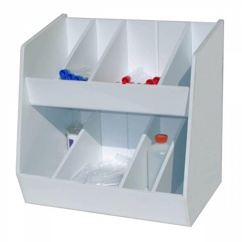 UM3302 Adjustable Storage with Eight Bins