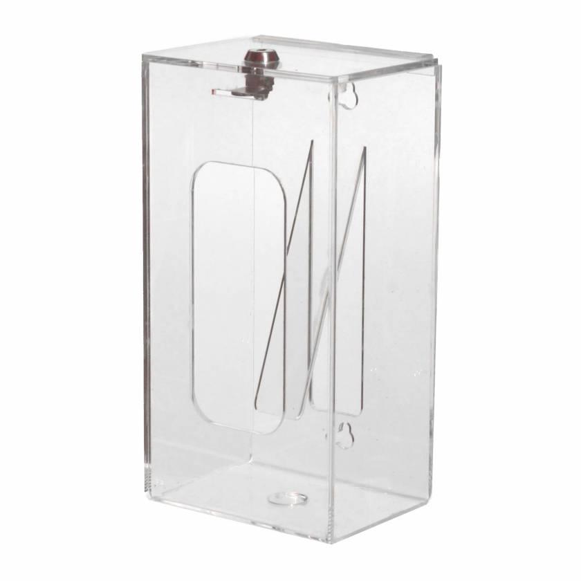 Single Box Glove Dispenser with Locking Lid UM4524