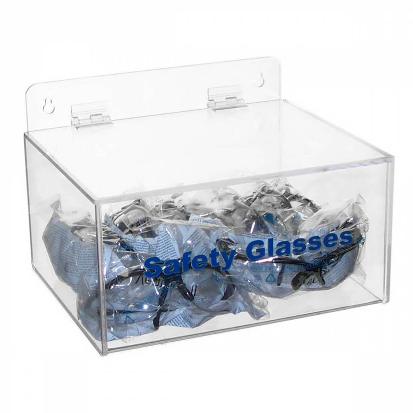 Large Safety Glasses Dispenser UM4548