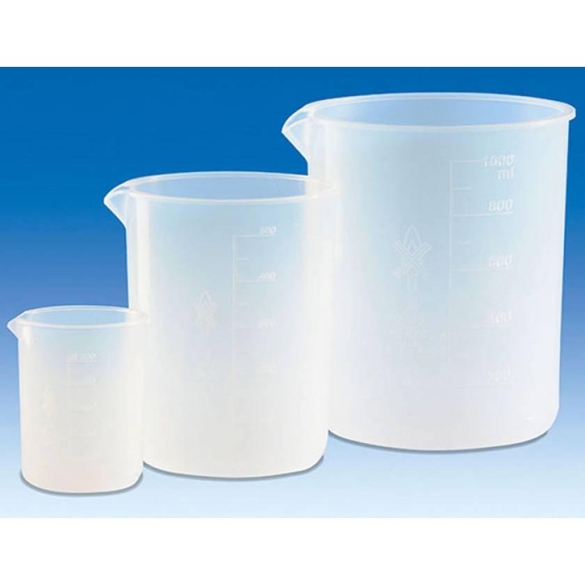 BrandTech VITLAB Low Form Griffin Beakers - Perfluoxy Copolymer (PFA)
